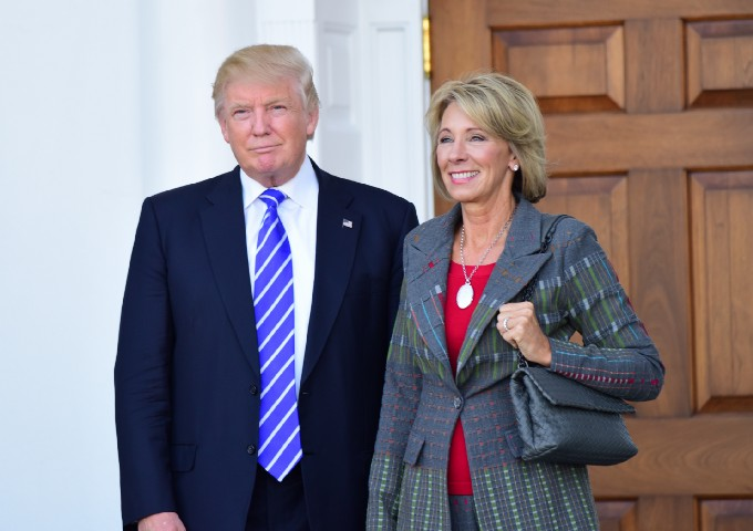 Will Betsy DeVos Support LGBTQ Students and Federal Civil Rights Protections as Secretary of Education?