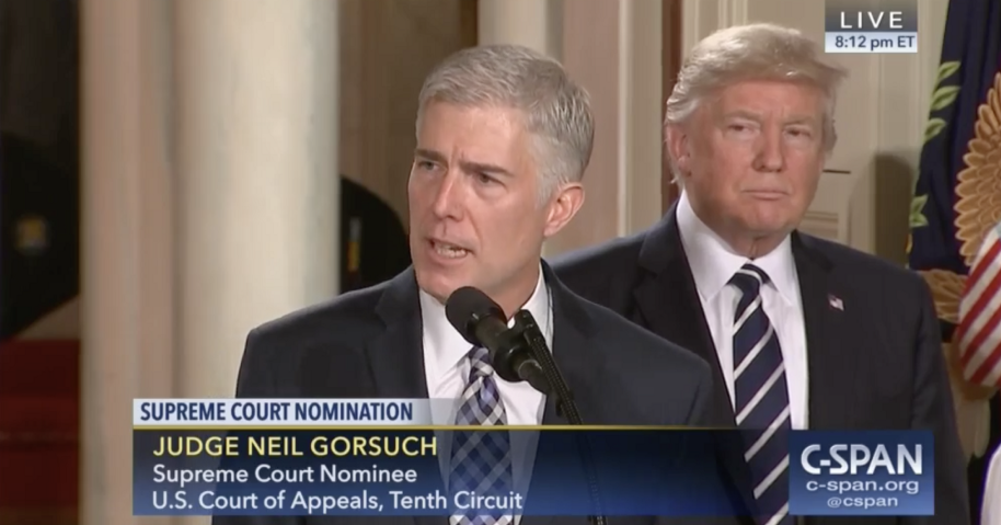 Stop Gorsuch: Trump's SCOTUS Nominee is a Threat to LGBTQ Families
