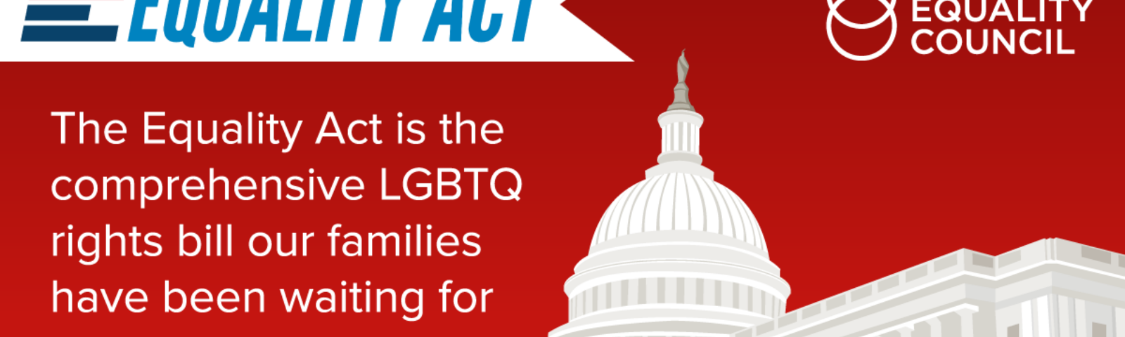 The Equality Act, Reintroduced Today, Is a Necessity for LGBTQ Families
