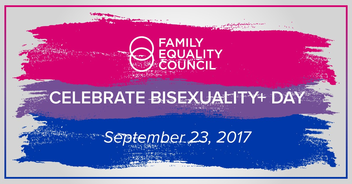 Celebrate Bisexuality+ Day! Five Resources for Bi+ Visibility