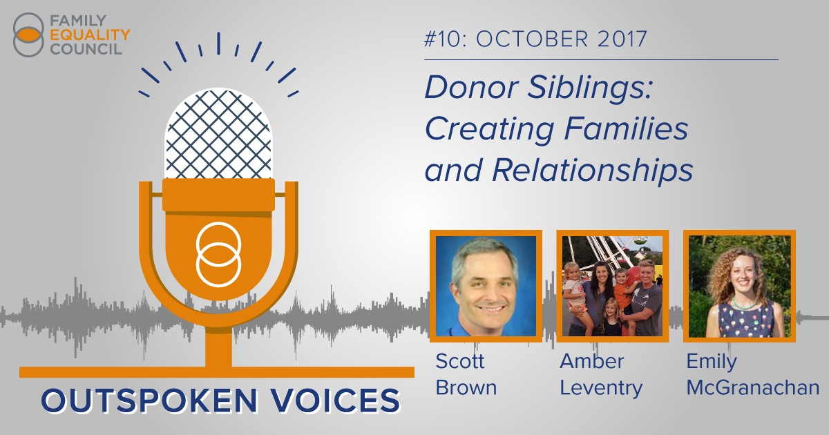 Episode #10: Donor Siblings — Creating Families and Relationships