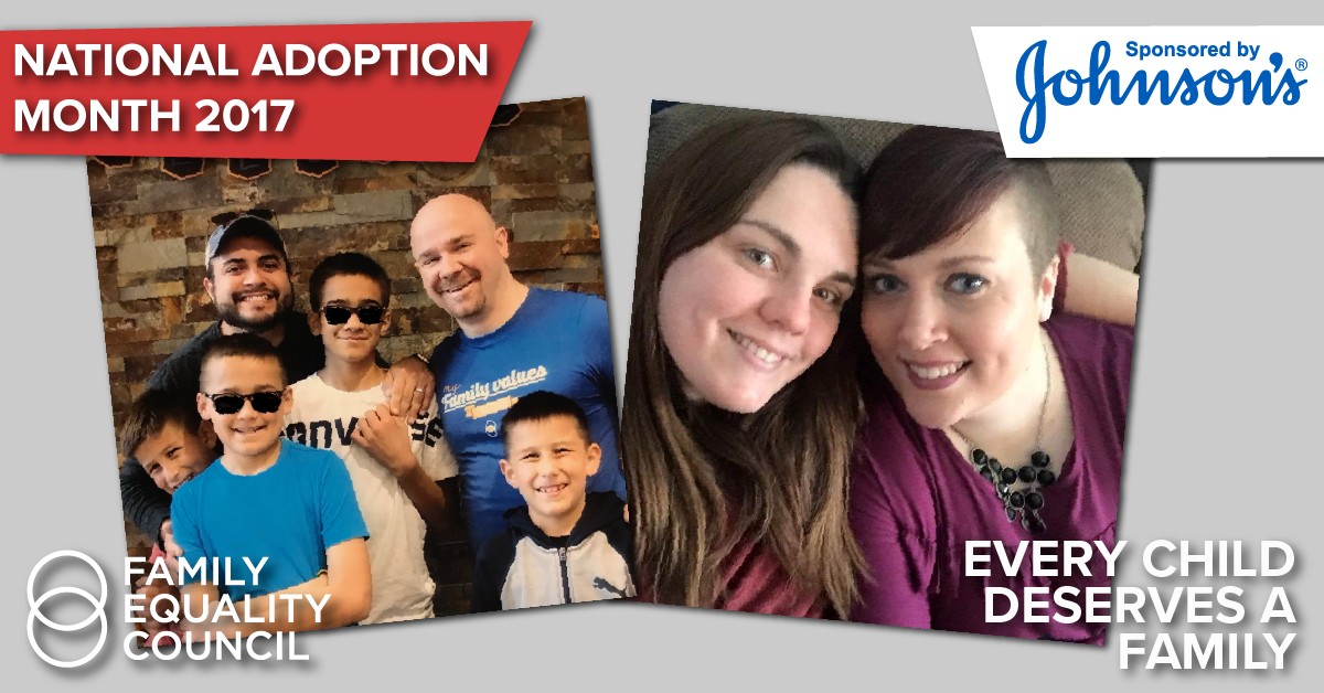 Episode #11: National Adoption Month Stories