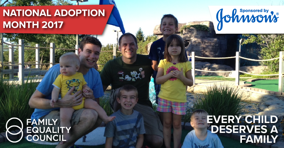 Our Adoption Journey: A Forever Family for Five Siblings