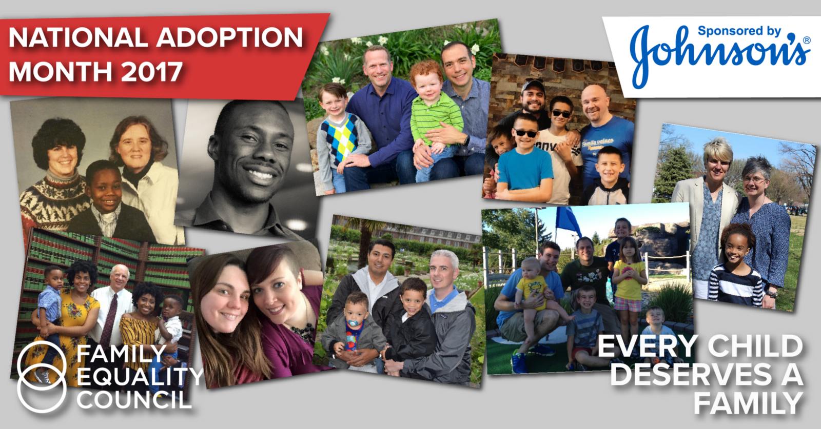 Thank You for Celebrating National Adoption Month With Us