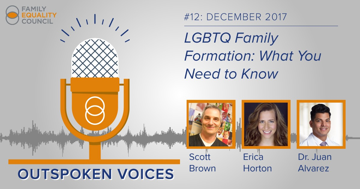 Episode #12: LGBTQ Family Formation Options