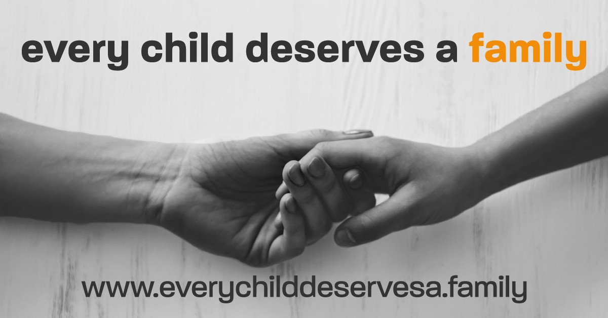 Every Child Deserves a Family Campaign Launched to Promote Best Interests of All Children in Foster and Adoption Systems