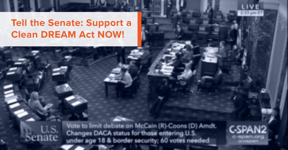 Family Equality Council Calls on Senate to Pass Clean DREAM Act