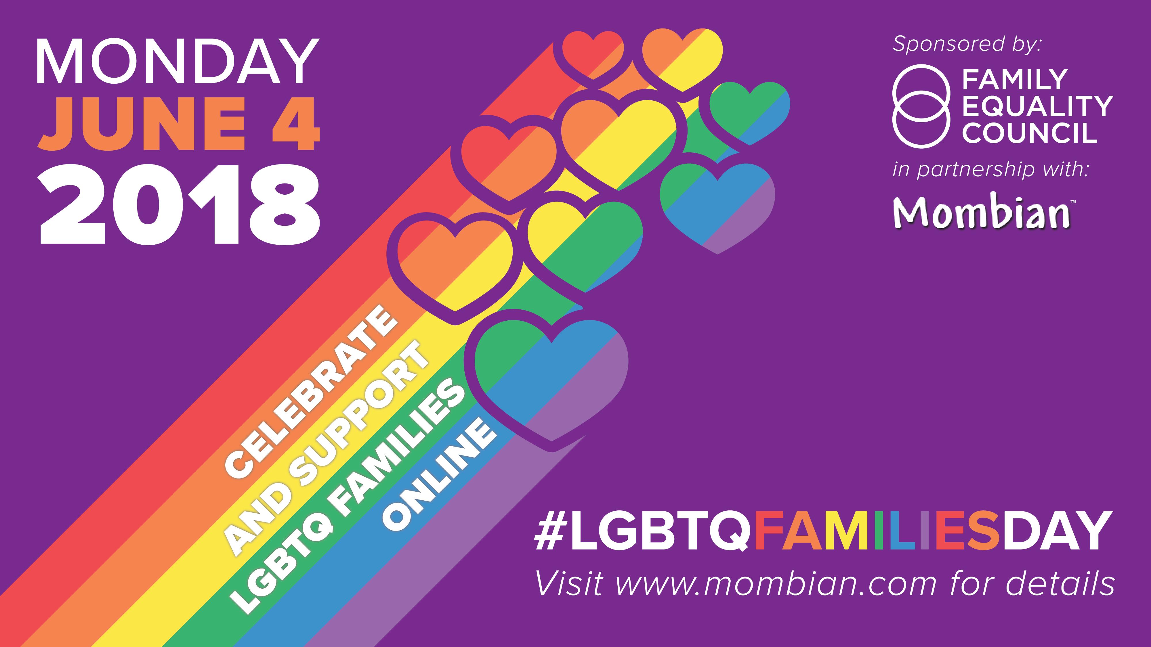 #LGBTQFamiliesDay
