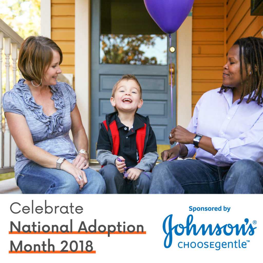 National Adoption Month 2018