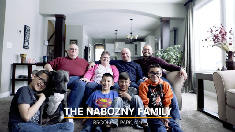 The Nabozny Family