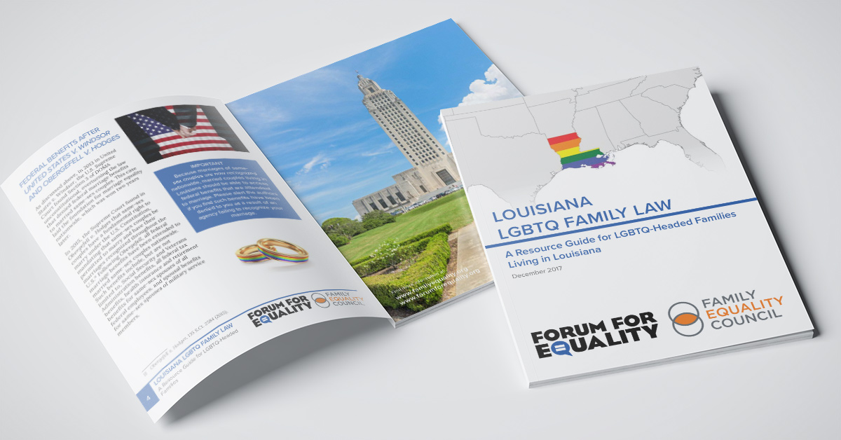 LOUISIANA LGBTQ FAMILY LAW GUIDE
