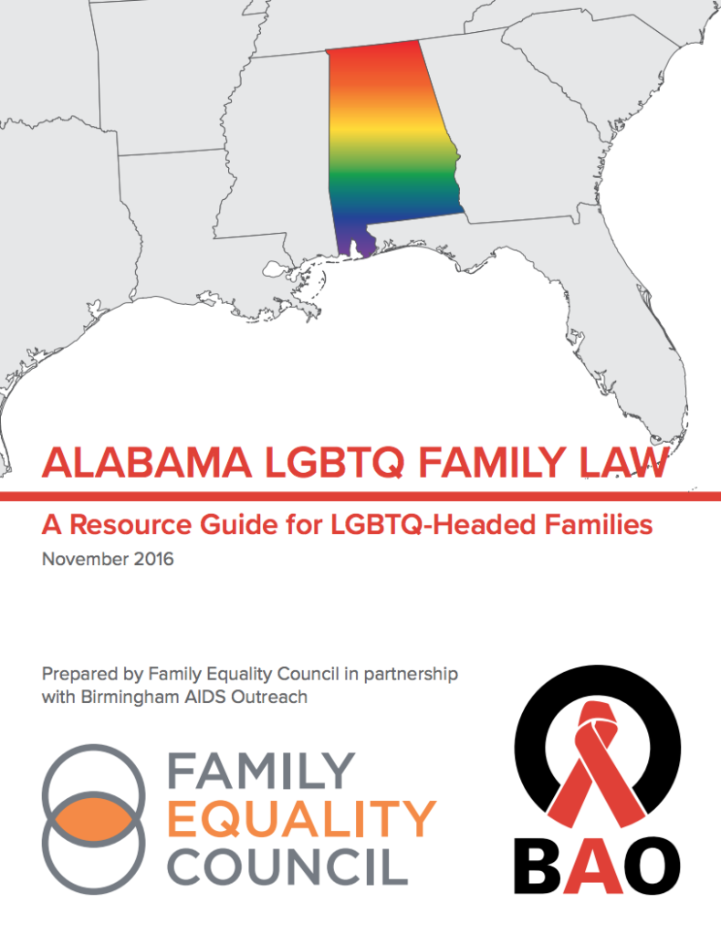 Alabama LGBTQ Family Law