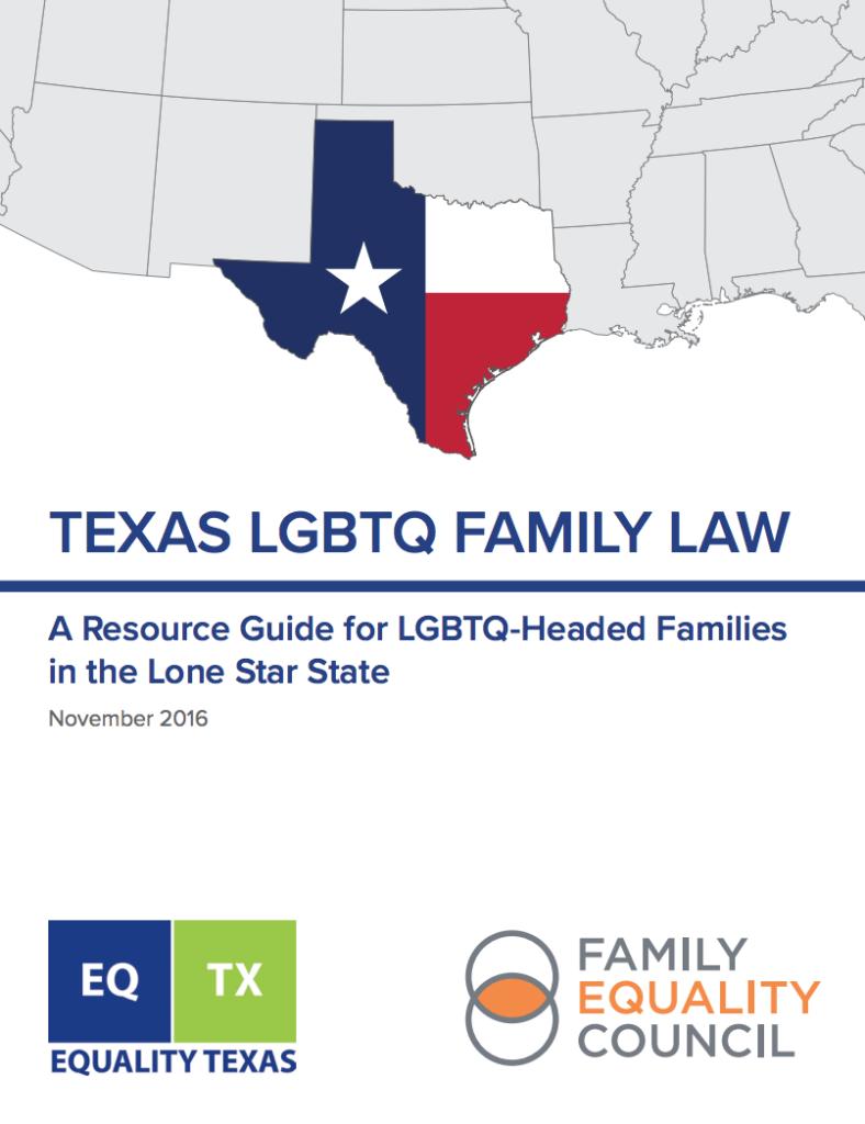 Texas LGBTQ Family Law Guide