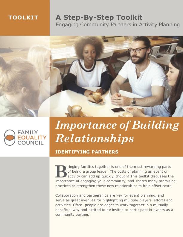 Engaging Community Partners