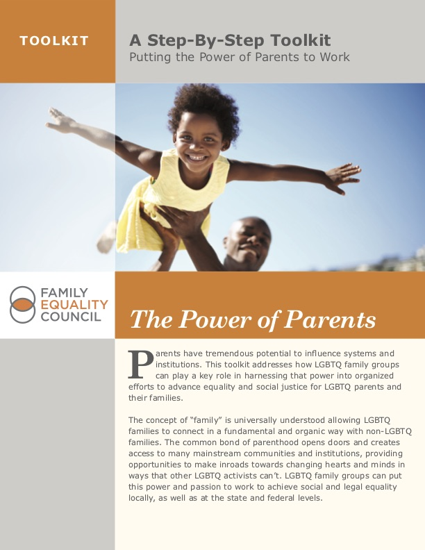 Power of Parents Toolkit