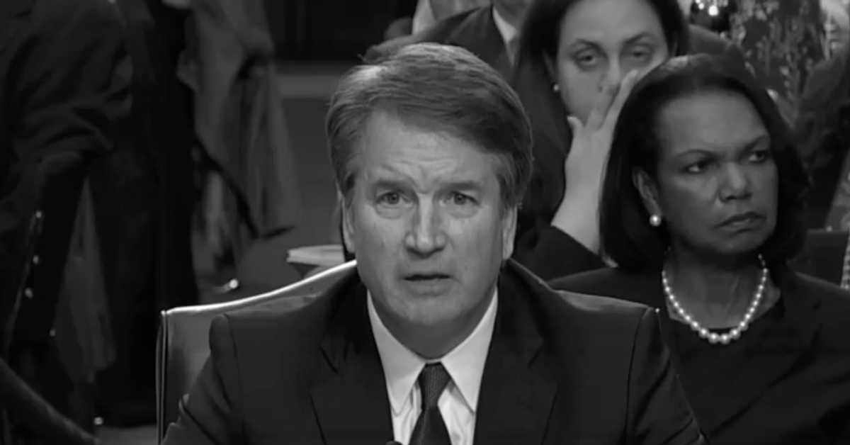 Brett Kavanaugh SCOTUS Hearings (C-SPAN)
