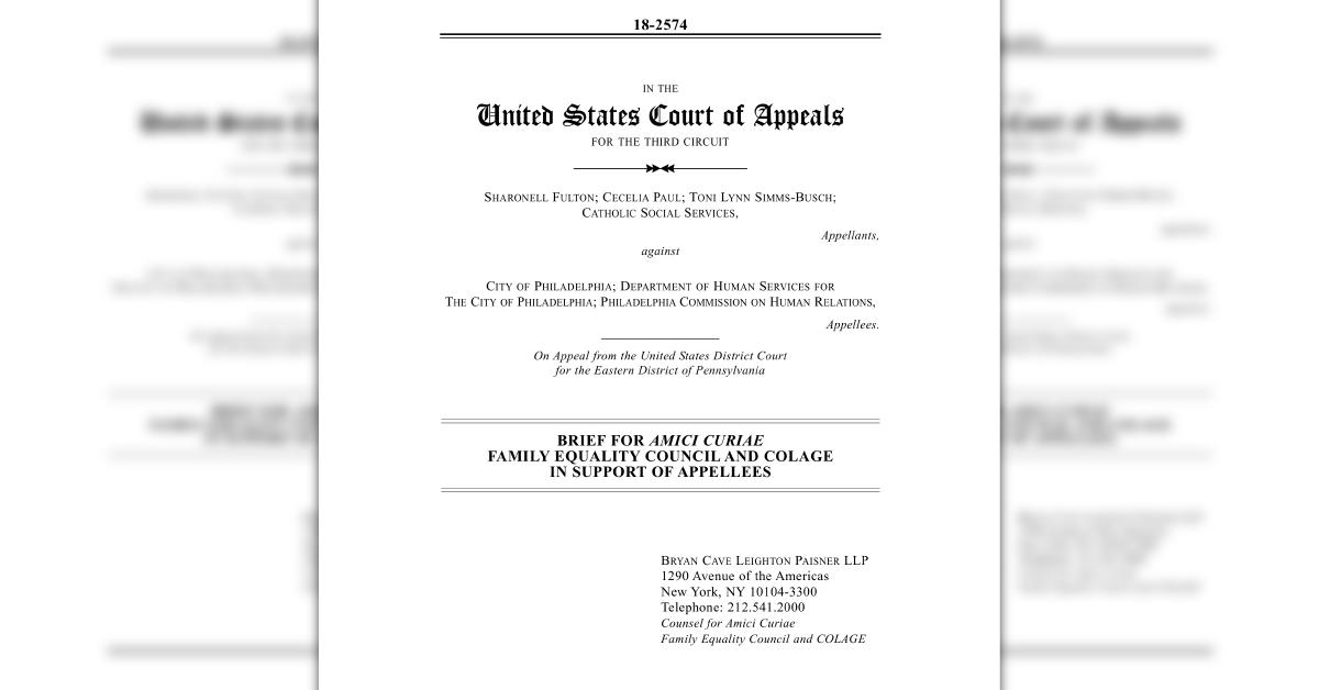 Fulton Amicus Brief