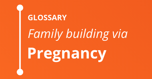 Family Building Via Pregnancy