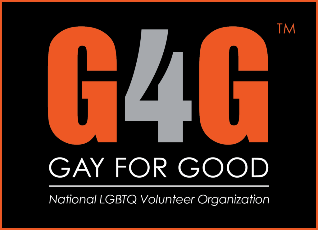 Gay For Good Logo