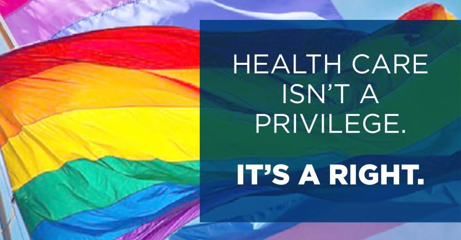 Health Care Isnt a Privilege. Its a right.