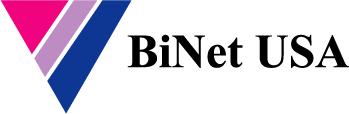BiNet USA Logo