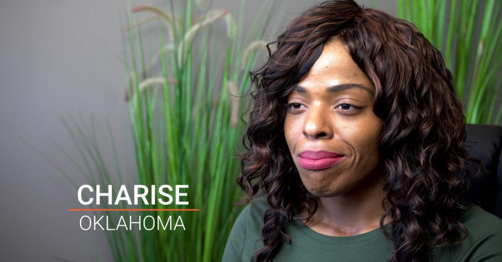 States of Equality: Charise in Oklahoma