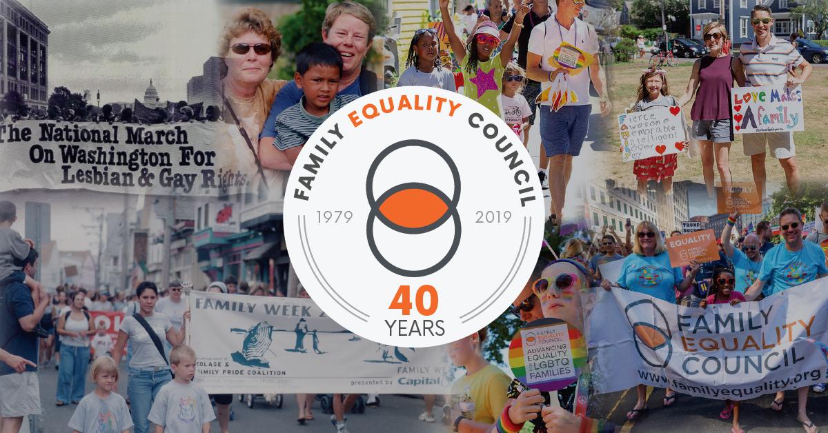 40 Year Anniversary Banner