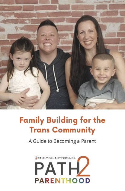 Family Building for the Trans Community Cover