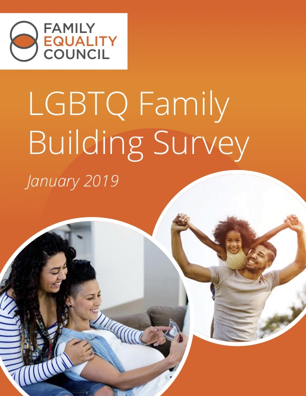 LGBTQ Family Building Study Cover