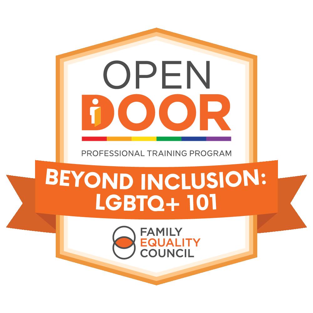 Beyond Inclusion LGBTQ 101