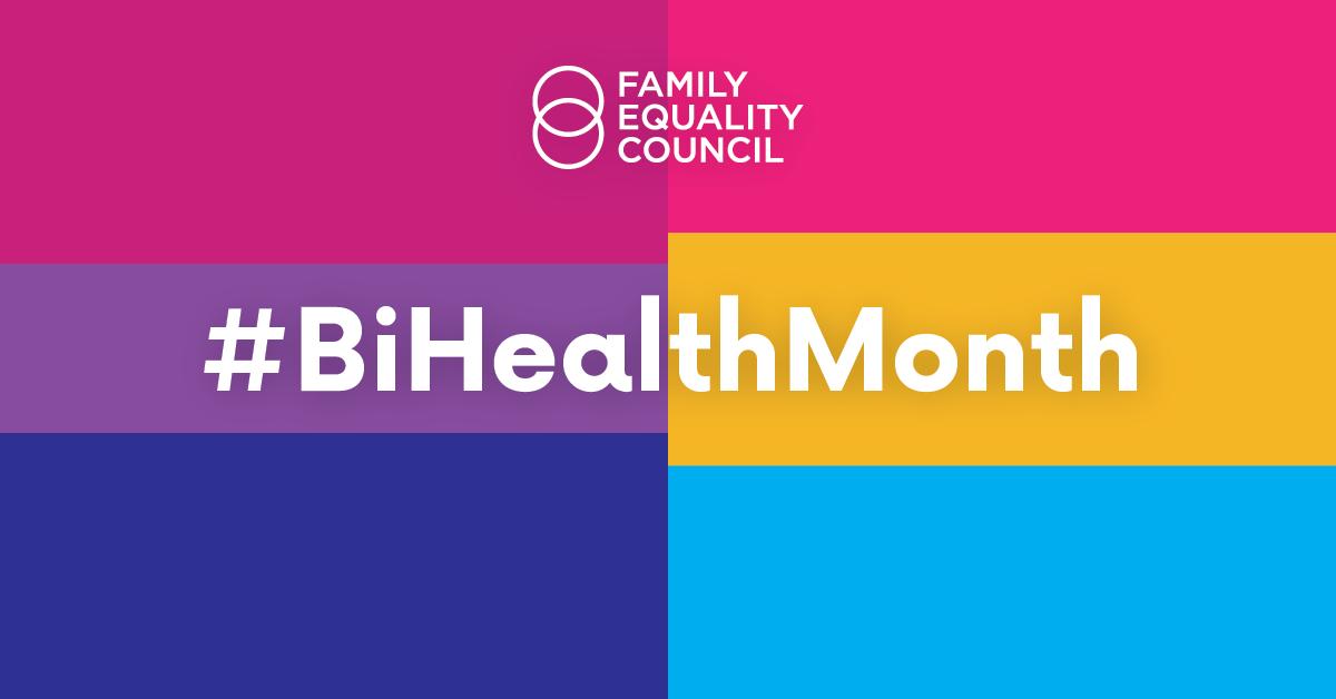 Bi Health Month 2019