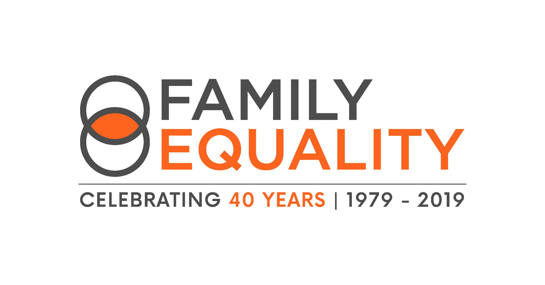 Family Equality - Celebrating 40 Years