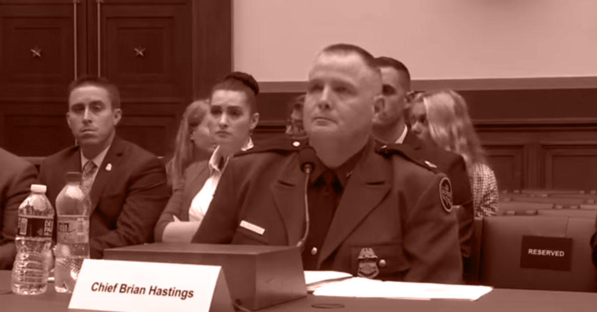 CBP Chief Hastings Testifies at House Judiciary Committee Hearing