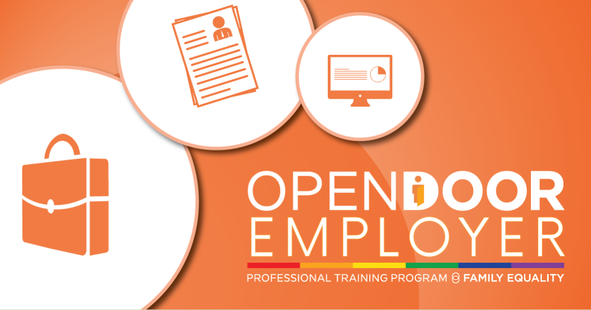 Open Door Employer: Professional Training Program for Family Equality