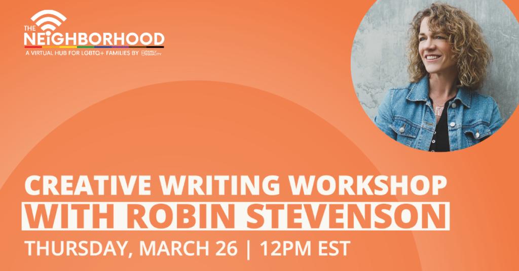 COVID-19: Teen Creative Writing Workshop