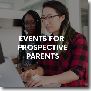 Events for Prospective Parents