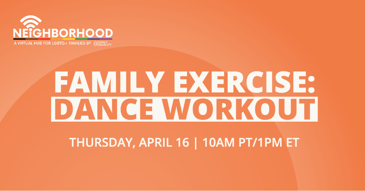 Family Exercise: Dance Workout