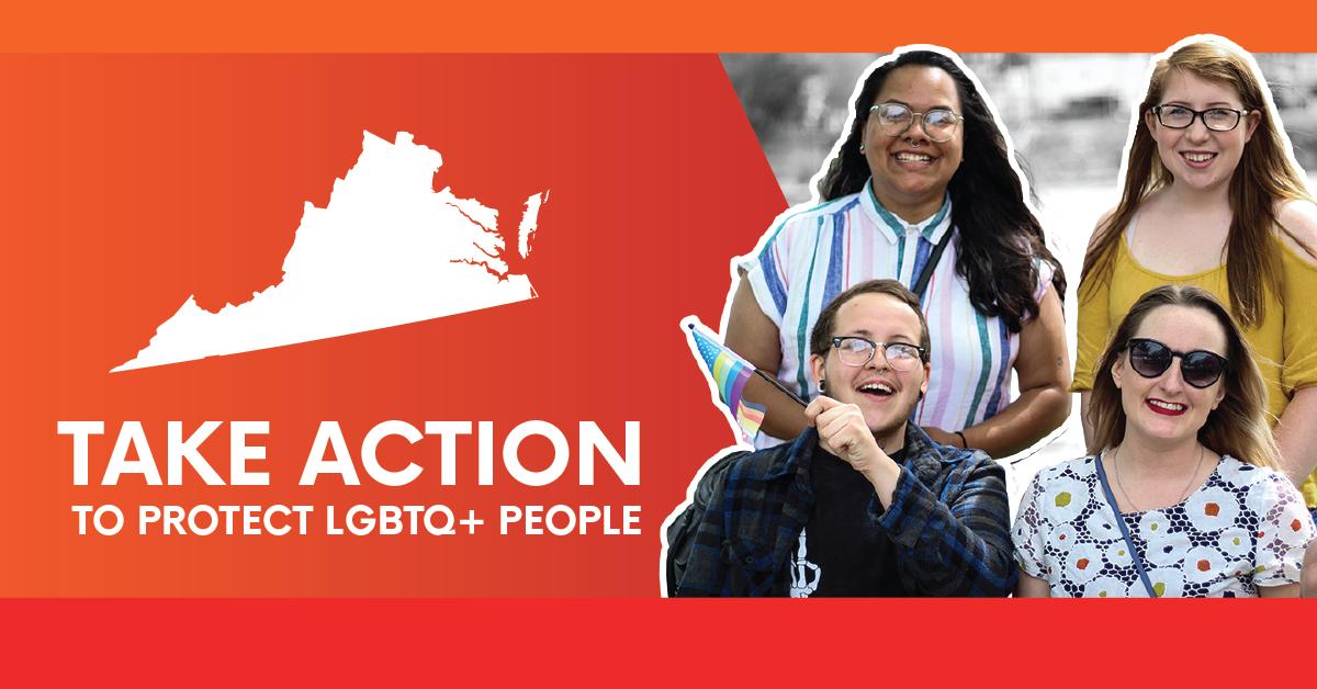 End Discrimination in Virginia!