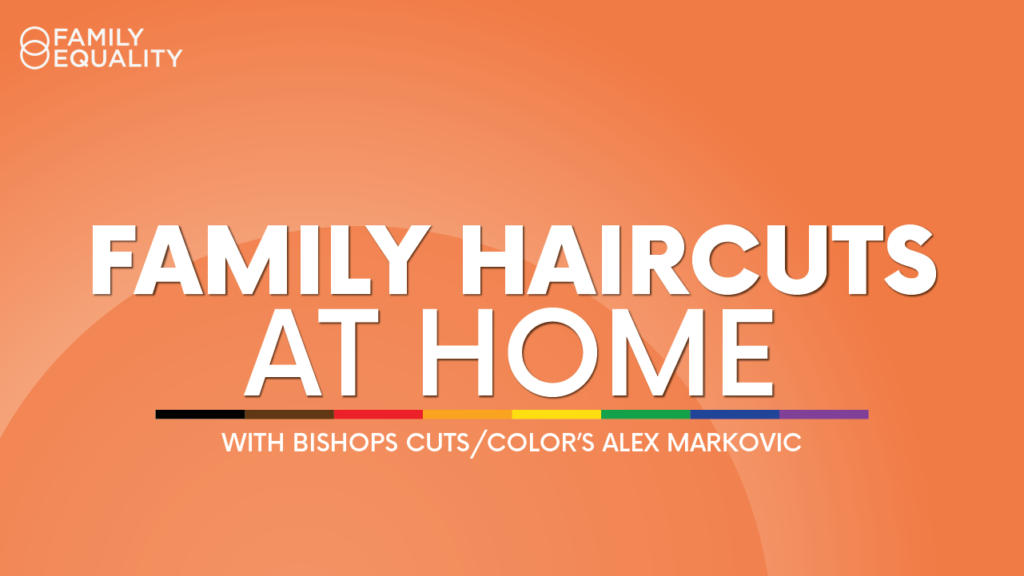 WATCH: How to Cut Your Family's Hair at Home