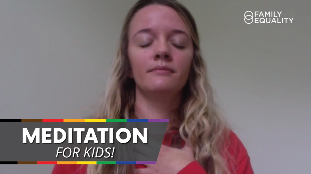WATCH: 20-Minute Meditation for Kids