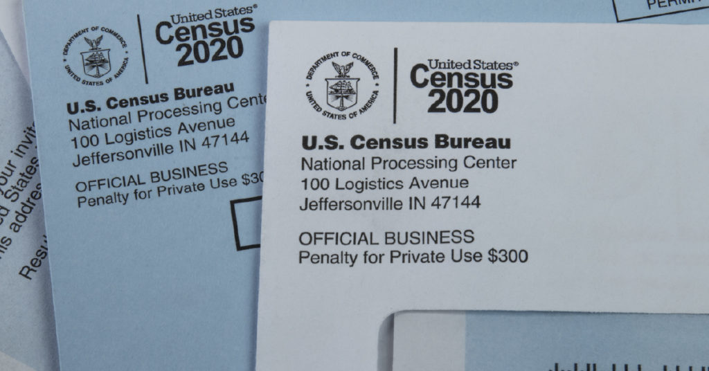 2020 Census Forms