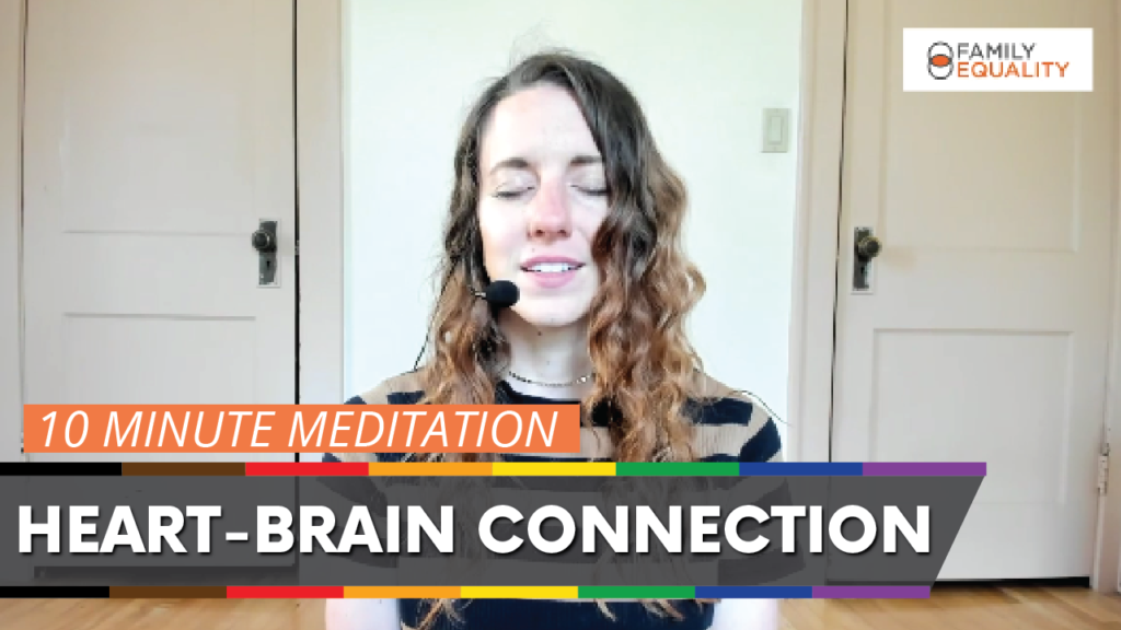WATCH: 10-Minute Heart-Brain Connection Meditation