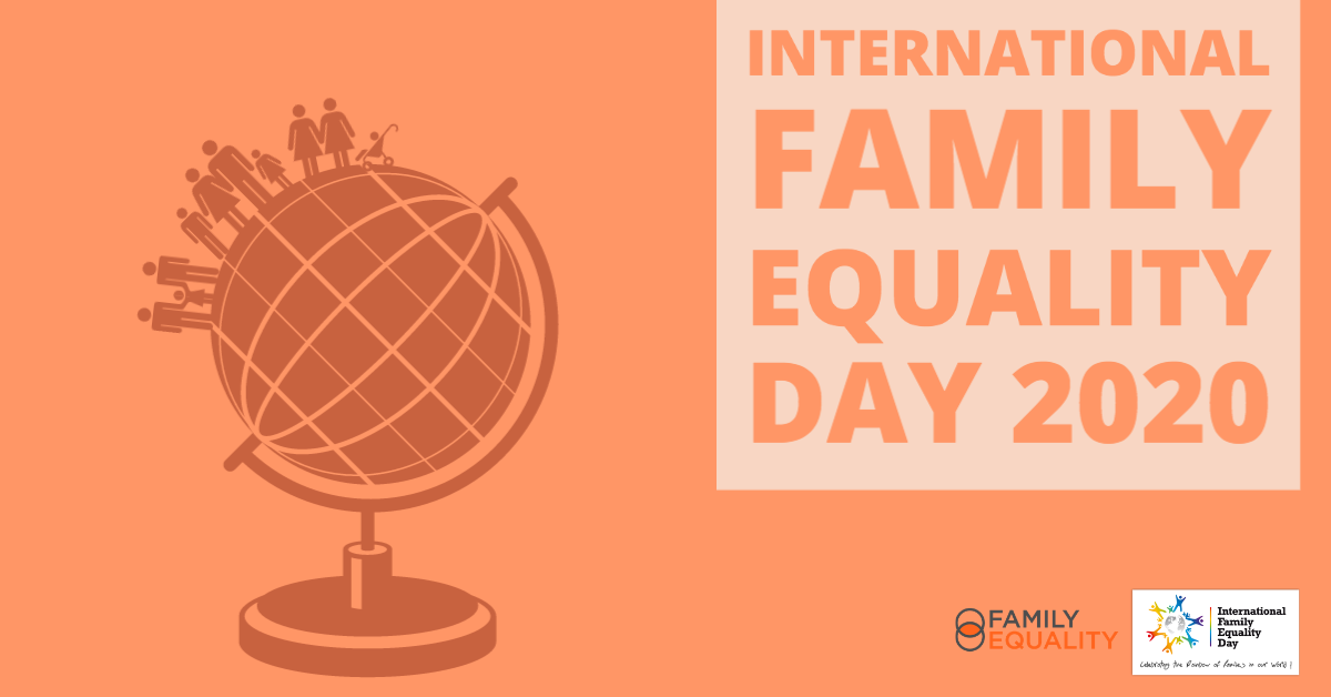 International Family Equality Day 2020