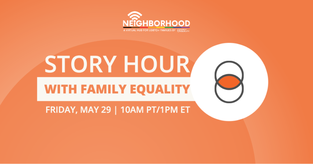 WATCH: Story Hour with LGBTQ+ Families