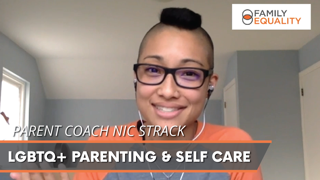 Nic Strack & Self-care