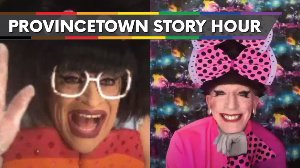 WATCH: Drag Story Hour…In Provincetown!