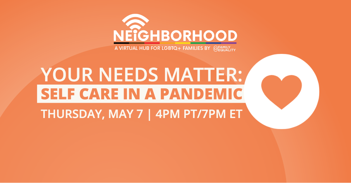 Self-Care in a Pandemic