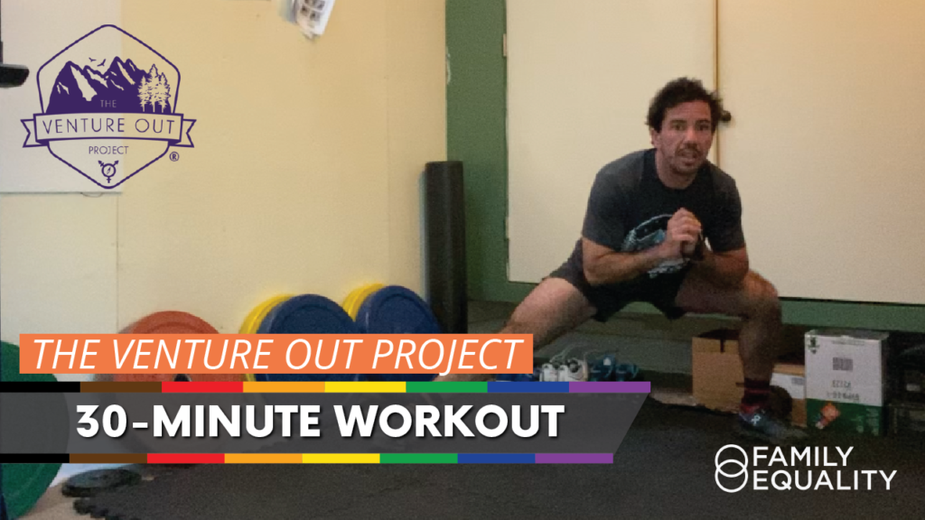 WATCH: 30-Minute Full-Body Family Workout