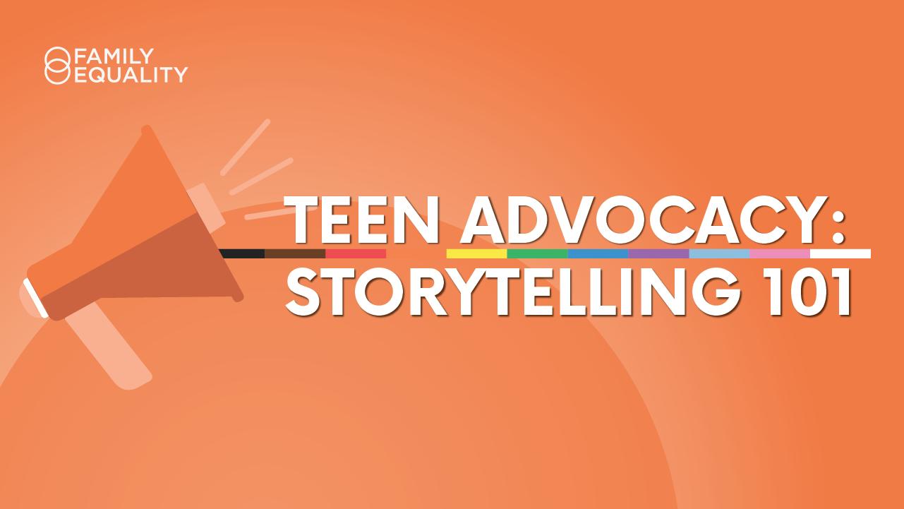 Teen advocacy 101
