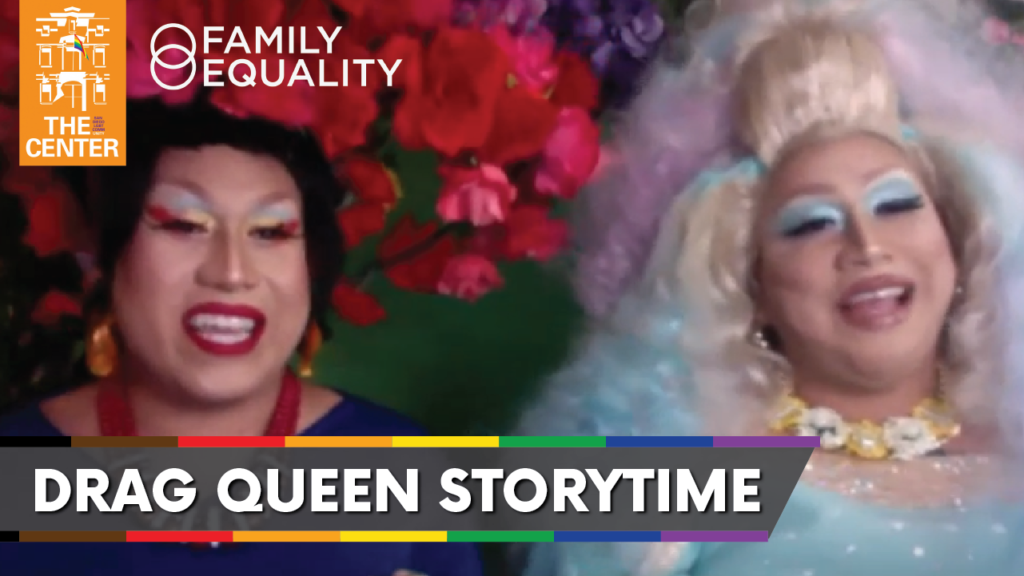 WATCH: Drag Queen Storytime with San Diego LGBT Community Center
